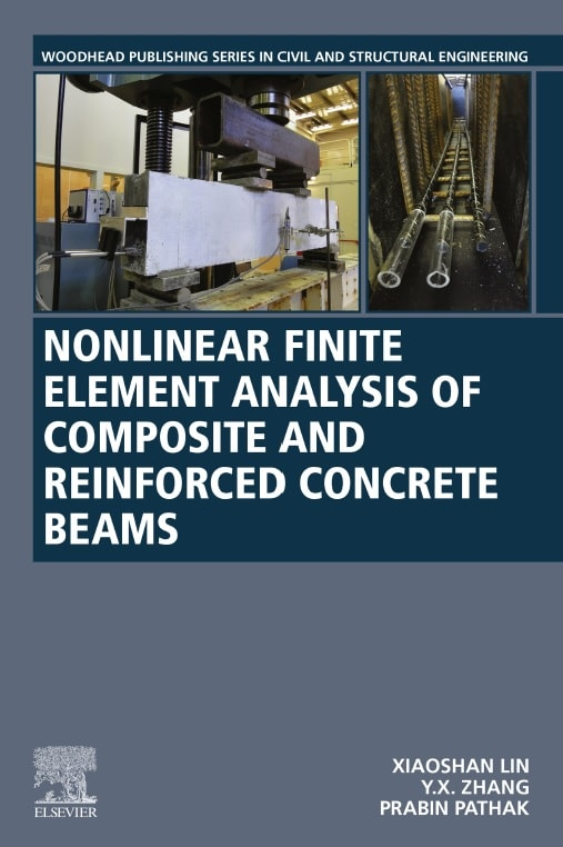Nonlinear Finite Element Analysis of Composite and Reinforced Concrete Beams