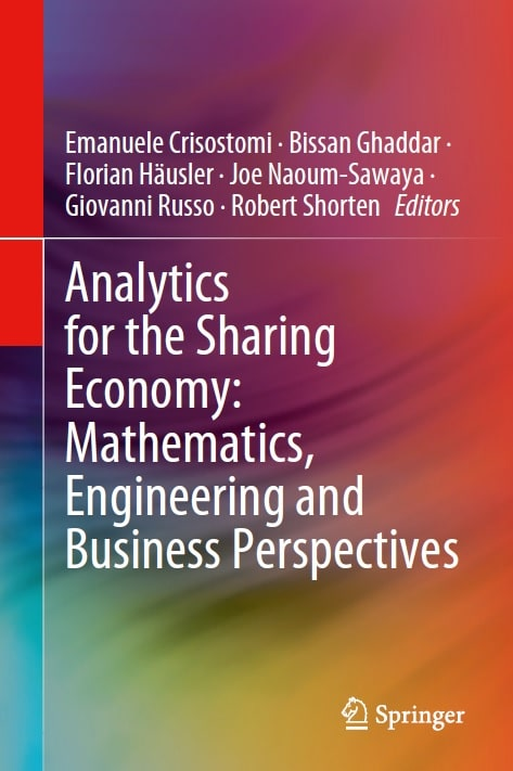 Analytics for the Sharing Economy_ Mathematics, Engineering and Business Perspectives