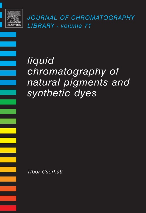 Liquid Chromatography of Natural Pigments and Synthetic Dyes