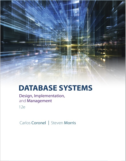Database Systems Design Implementation and Management 12th Edition