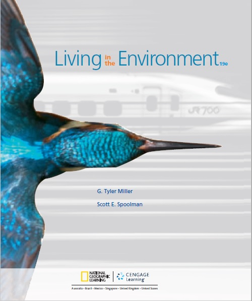 Living in the Environment 19th Edition