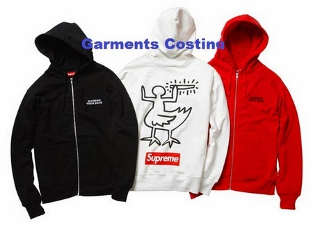 Process Flow Chart of Garment Costing