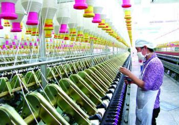 Working Process of Textile Industry