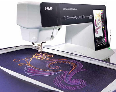 Embroidery in Garments Industry
