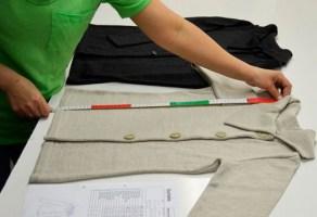 Garments quality control