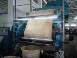 Roller Printing Process