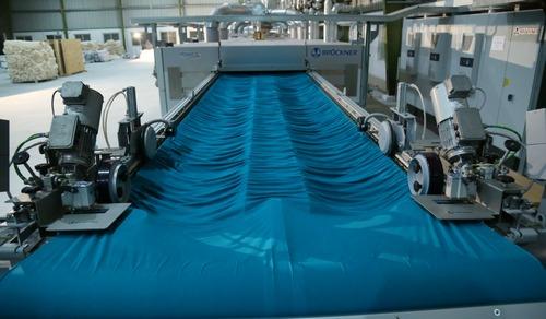 Chart of Fabric Finishing