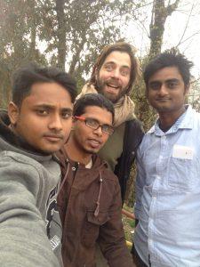 Md Mustak Ahmed (My Self), Md Azmol Hossain, Ulrich Hellriegel, Amya Dar Sharma.