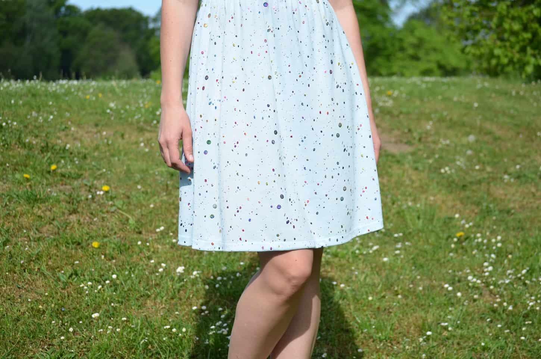 Schnittmuster Kleid: Federleicht Basisschnitt Sommerkleid - Bild 9