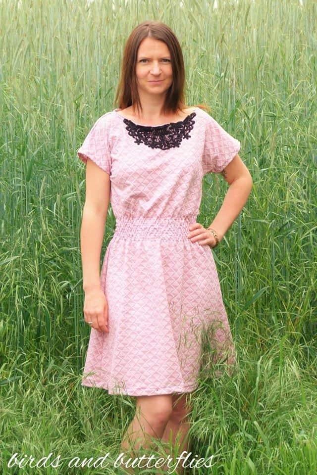 Das Textilsucht Kreativteam: Karin Mirage von birdsandbutterflys