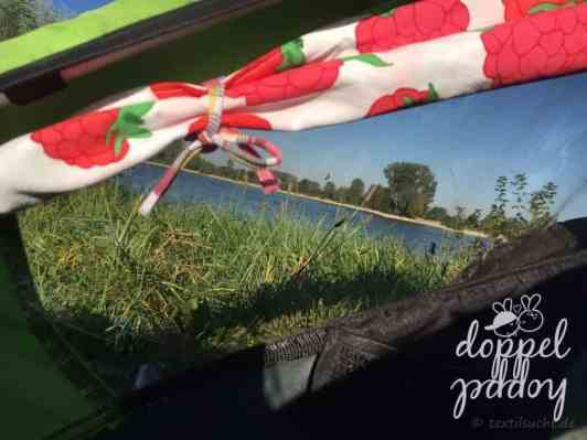 Schnittmuster Sonnenschutz Fahrradanhänger - Bild 20