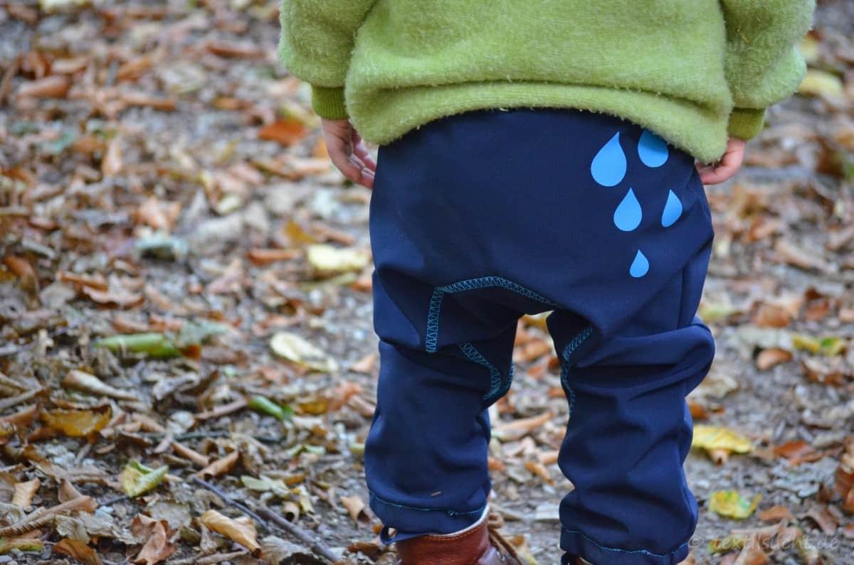 Flitz&Piep aus Softshell für kühle Herbsttage - Bild 8 | textilsucht.de