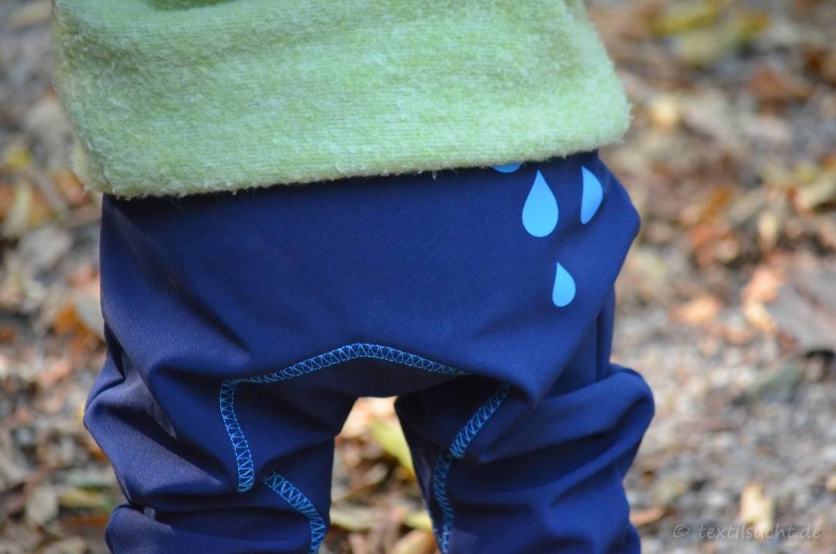 Flitz&Piep aus Softshell für kühle Herbsttage - Bild 9 | textilsucht.de