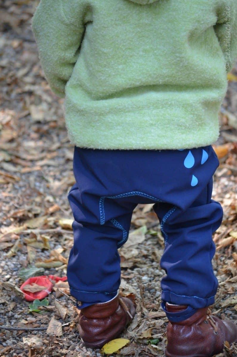 Flitz&Piep aus Softshell für kühle Herbsttage - Bild 10 | textilsucht.de