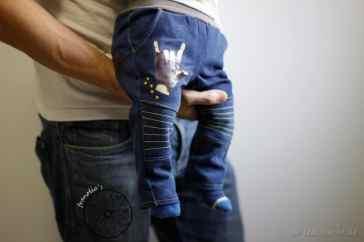 Designbeispiele Kinderhose Steppo