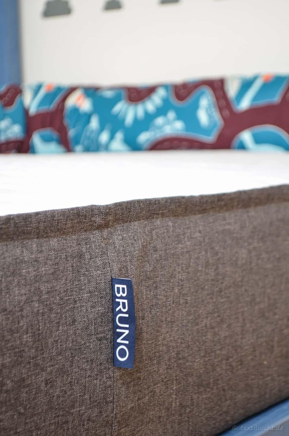 Eine neue Bettumrandung für unser XXL-Hausbett - Bild 4 | textilsucht.de