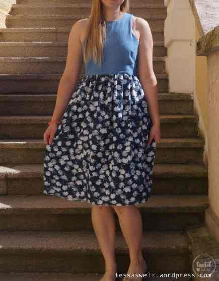 Schnittmuster Kleid Kelani von textilsucht.de