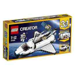 Lego Forschungs-Spaceshuttle