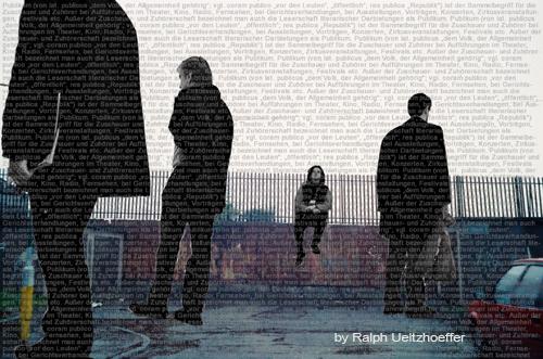 Die Zuschauer, Ralph Ueltzhoeffer, Nordirland Serie
