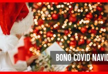 Bono Covid Navidad 2020