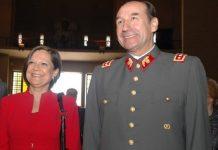 Ana María Pinochet y Juan Miguel Fuente-Alba son acusados de lavado de dinero