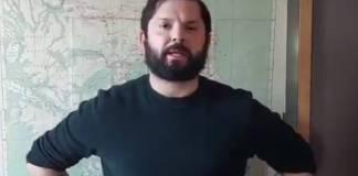 Gabriel Boric se refirió a la agresión que recibió en la cárcel Santiago 1