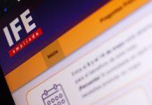 El IFE Universal se verá reducido en septiembre.