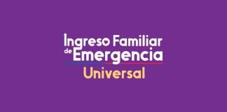 Igual que en los meses anteriores, el pago del IFE Universal de agosto será del 100%