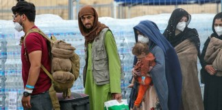 La Cancillería de Chile anunció que recibirá a más de 300 refugiados de Afganistán.