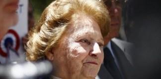 Lucía Hiriart fue hospitalizad otra vez
