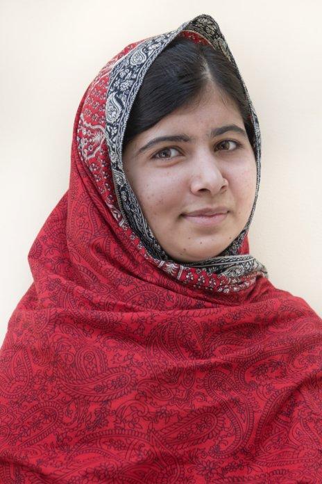 Malala Yousafzai ganadora del Premio Nobel de la Paz