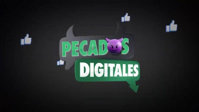 Pecados Digitales el nuevo estelar de Mega