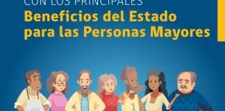 Senama informa los beneficios estatales para personas mayores