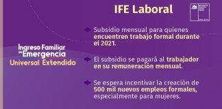 El IFE Laboral ya abrió sus postulaciones