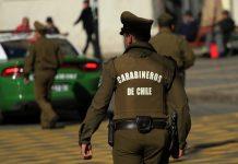 """Los carabineros acusados trabajaban en el programa """"Entrega tu arma"""""""