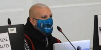 """Rodrigo Rojas, """"Pelao Vade"""", reconoció que nunca tuvo la mortal enfermedad."""