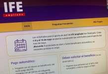 El IFE de septiembre ya tiene fechas de pago y montos definidos.