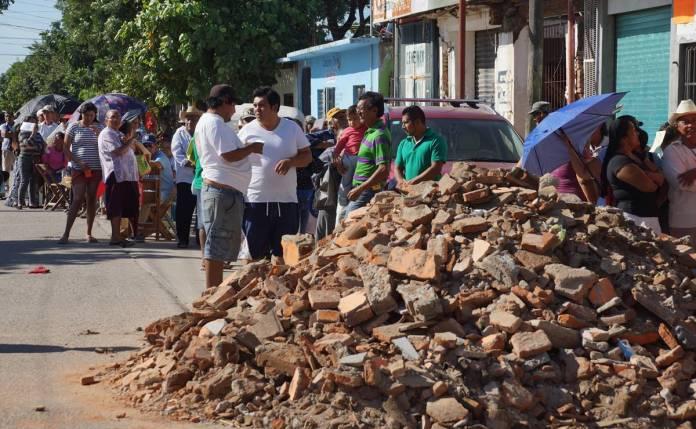 El terremoto en México dejó daños menores y una muerte