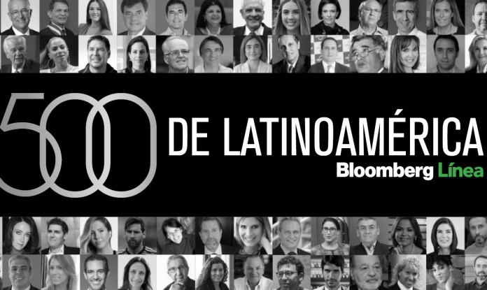Bloomberg Línea presentó su lista con las personas más influyentes de Latinoamérica