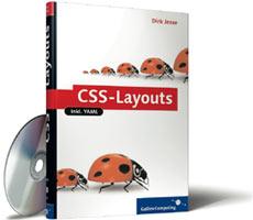 CSS-Layouts - Praxislösungen mit YAML