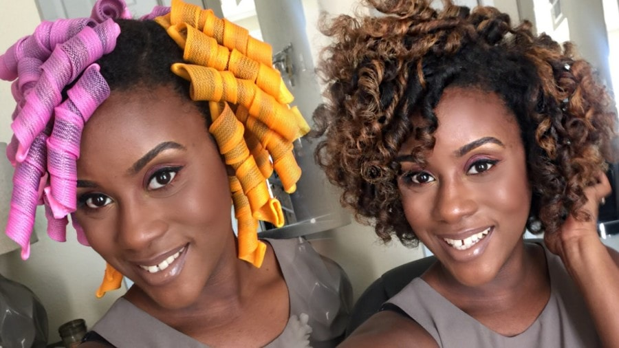 How To Install Curlformers On Natural HairLike A Pro