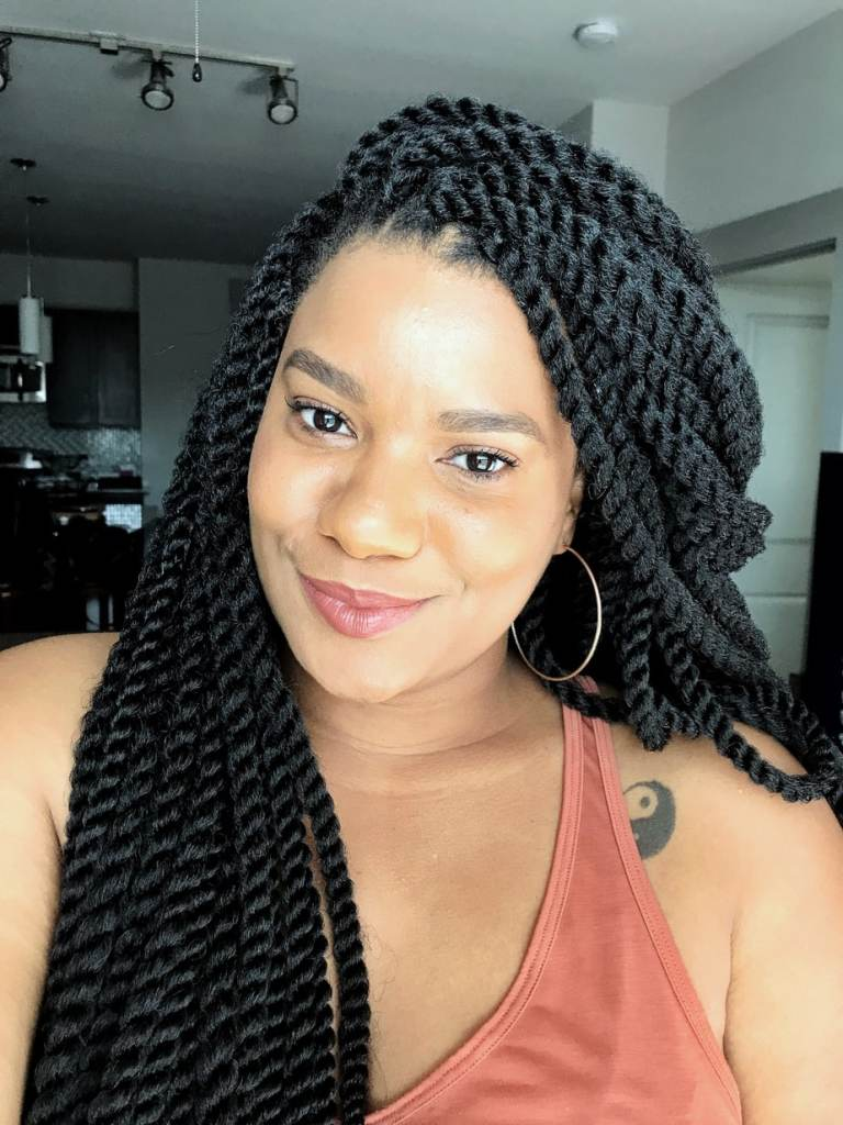 How To Install Crochet Braids By Yourself At Home In Only