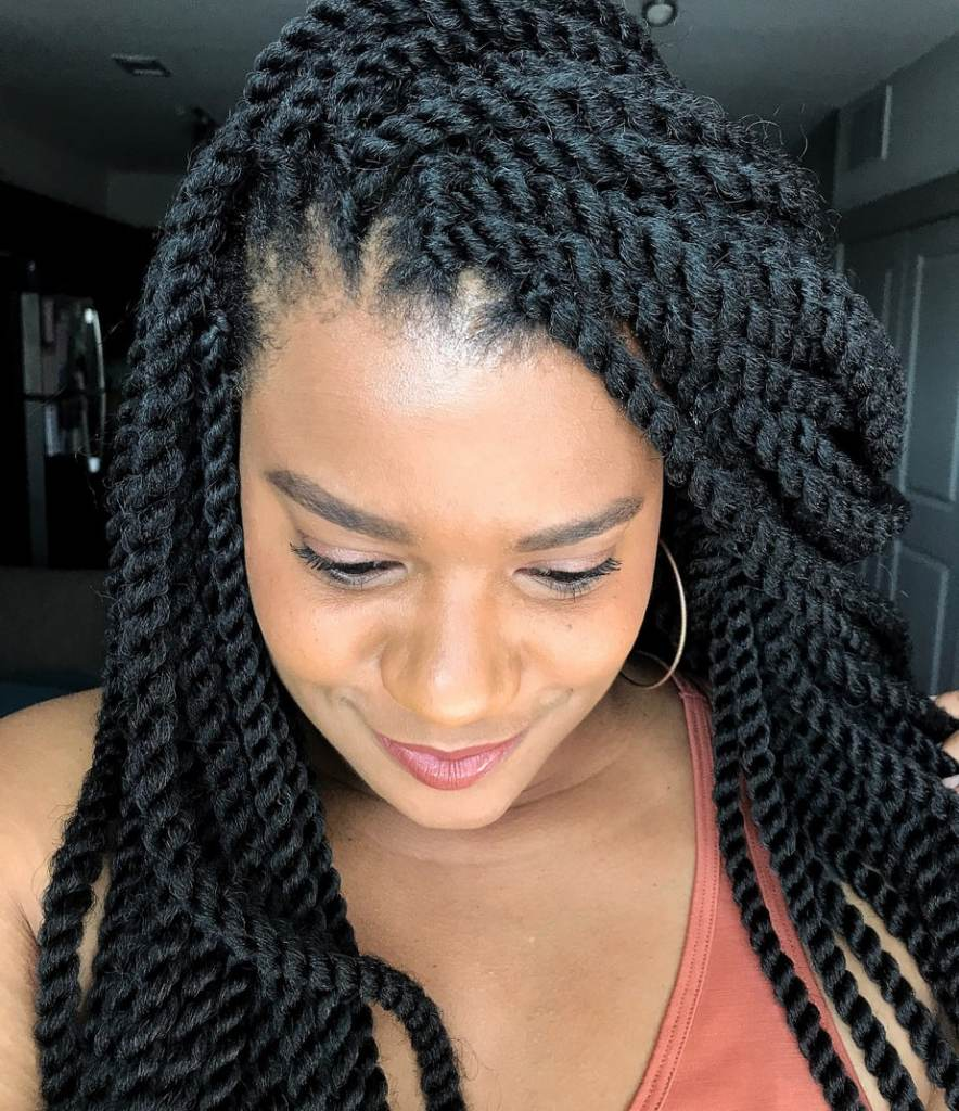 Different Styles Of Braids For Natural Hair