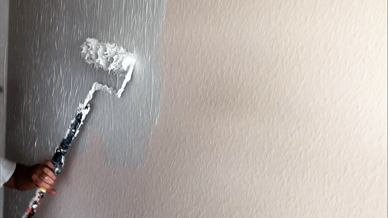 How To Skim Coat With A Paint Roller