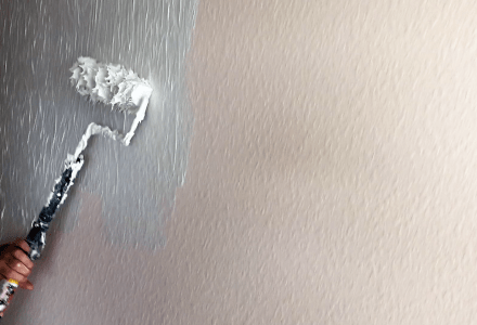 How to get rid of ugly drywall texture with a Skim Coat for a fresh start!