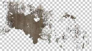 DecalsDamagePlaster0027 Free Background Texture Decal