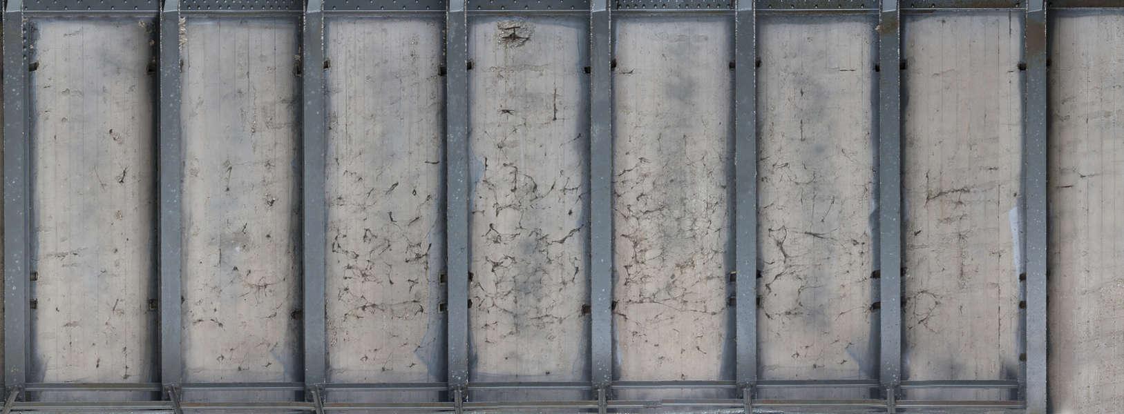 Metalbeams0061 Free Background Texture Ceiling