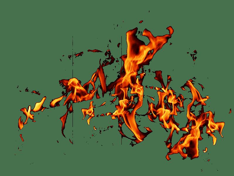 Fire Transparent Effects Gfx