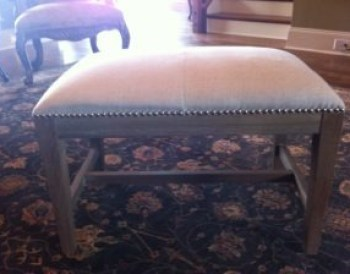 bench upholstery tutorial