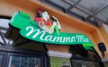 Mamma Mia by Parmigiano